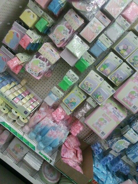 Dollar Tree Baby Shower Decorations Are Actually Very Cute