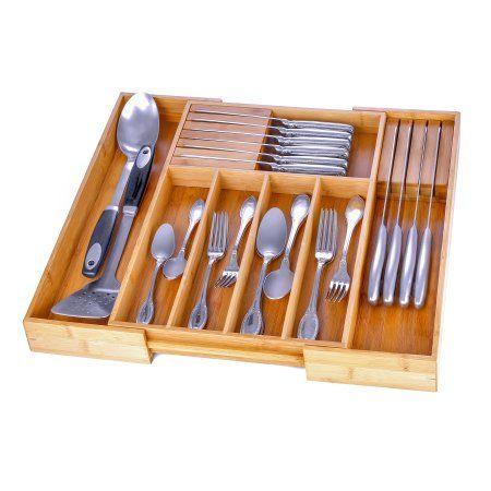 Home In 2020 Kitchen Drawer Organization Utensil Drawer