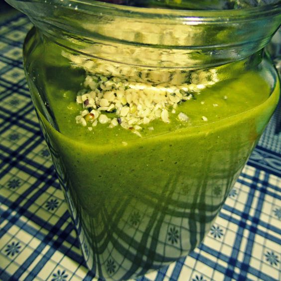 Twinkle Twinkle Little Vegan : Smoothie do dia : Batido Verde