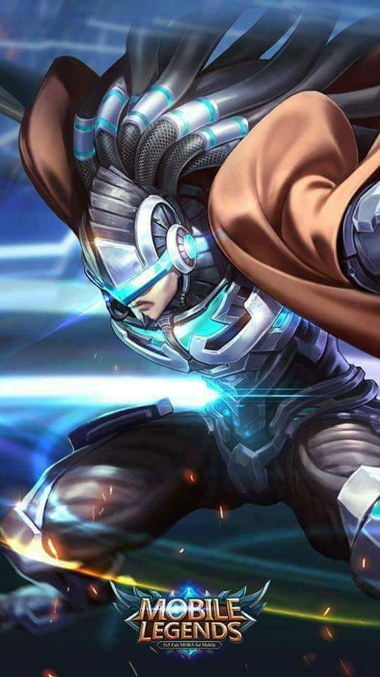 Alpha The Ultimate Weapon Wallpaper Mobile Legends Tips Indonesia Animasi
