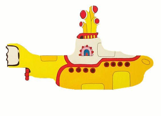 embarcar no submarino amarelo com a rosa e com quem mais valer a pena