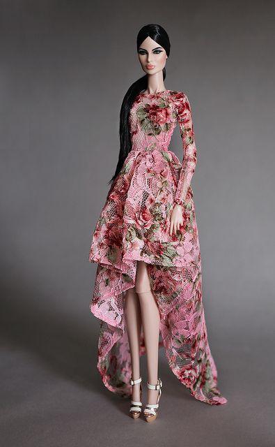 OOAK Doll / Blossom Life Eugenia | L O V E T O N E S | Flickr: