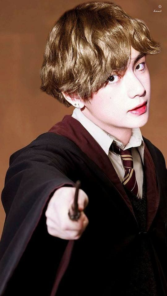 Bts As Hogwarts Students Bts Imagines Harry Potter Au Profile Taehyung Taehyung Bts Taehyung Kim Taehyung
