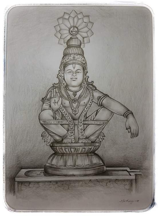Pin On Ayyappan