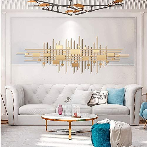 Nordic Style Movable Home Decoration Mural Wallpaper Art Decoration Wall Decoration Living Room Entra Large Metal Wall Art Bedroom Tv Wall Metal Wall Art Decor
