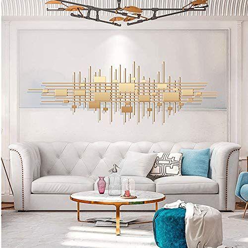 Metal Wall Art Decor For Living Room