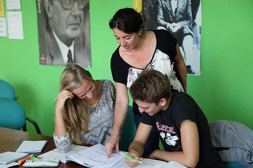 Estudiar español con Fu International: http://fu-tenerife.es/