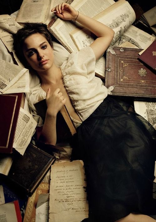 I loved school so much that most of my classmates considered me a dork. -Natalie Portman
