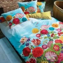 ver detalhes de Jogo de Cama Queen 400 Fios Wild Flowerland - Pip Studio