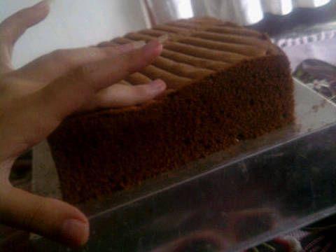 Resep Sponge Cake Coklat Lembut Irit Oleh Kheyla S Kitchen Resep Coklat Kue Bolu Kue