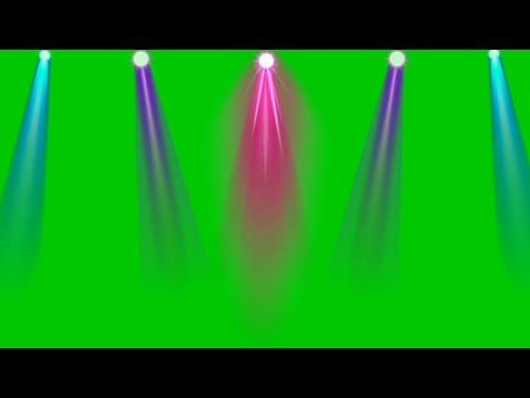 Green Screen Disco Lights Effect Green Screen Effect Without Text Full Hd 2019 No Copyright Free Youtube In 2020 Disco Lights Greenscreen Green Screen Footage
