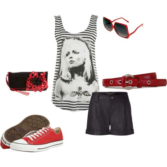 Hot date, created by girldair on Polyvore