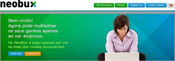 Renda Extra com sites PTC: Estratégia Neobux #002