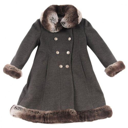 Images of Girls Wool Coats - Reikian