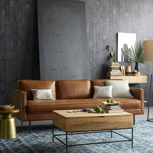 Sofa da tphcm cho gia chủ yêu thích dòng sofa da bò cao cấp