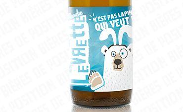 Bia Levrette Blanche