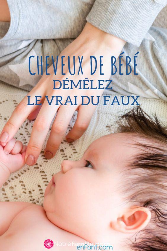 Diaporama: Cheveux de bébé : démêlez le vrai du faux