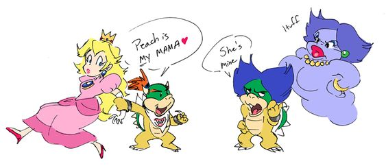 Bowser is a whore by *thweatted on deviantART - Hahahaha!!
