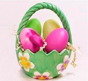 Tutorial: Melt & Pour Easter Egg Soaps