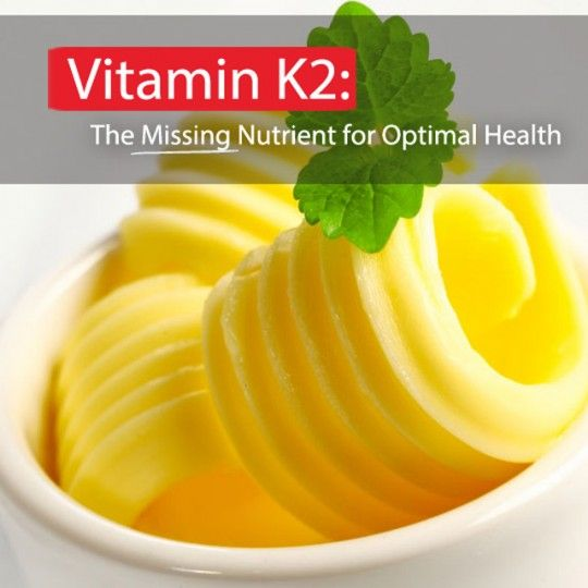 I'm sure you've heard of vitamin K and its role in blood clotting but did you know that this vitamin exists in two forms namely vitamin K1 (phylloquinone) and vitamin K2 (a group of compounds known as menaquinones)? So what you may wonder. Well, vitamin K1 deficiency is rare and practically...