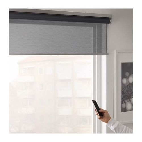 Homekit Compatible Blinds From Ikea Battery Operated Kit Homes Ikea Blinds