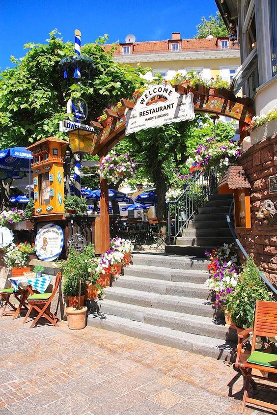 So nice they named it twice - Baden-Baden, Germany
