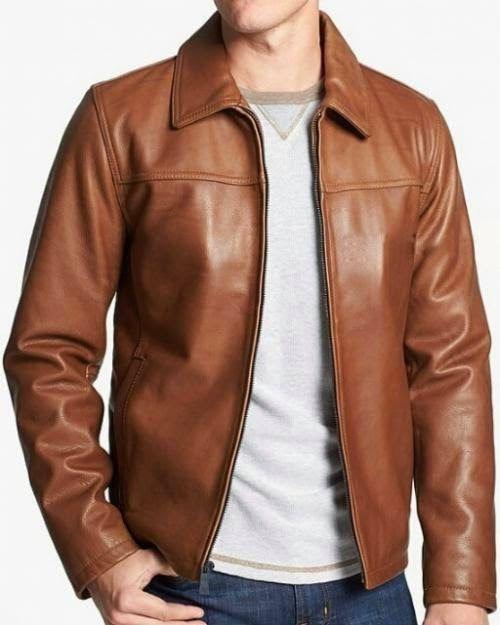 Vegan Leather Moto Jacket