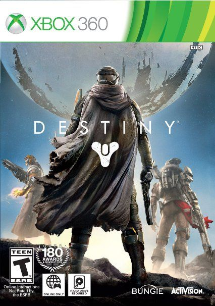 #amazon Destiny - Standard Edition - Xbox 360 - $31.43 (save 48%) #destiny #activision #inc