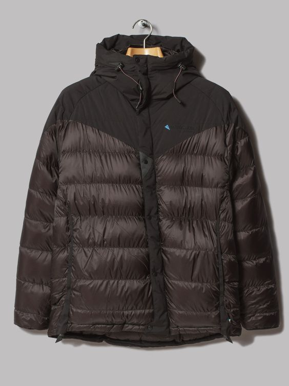 Klättermusen Bore 2.0 Jacket (Black)