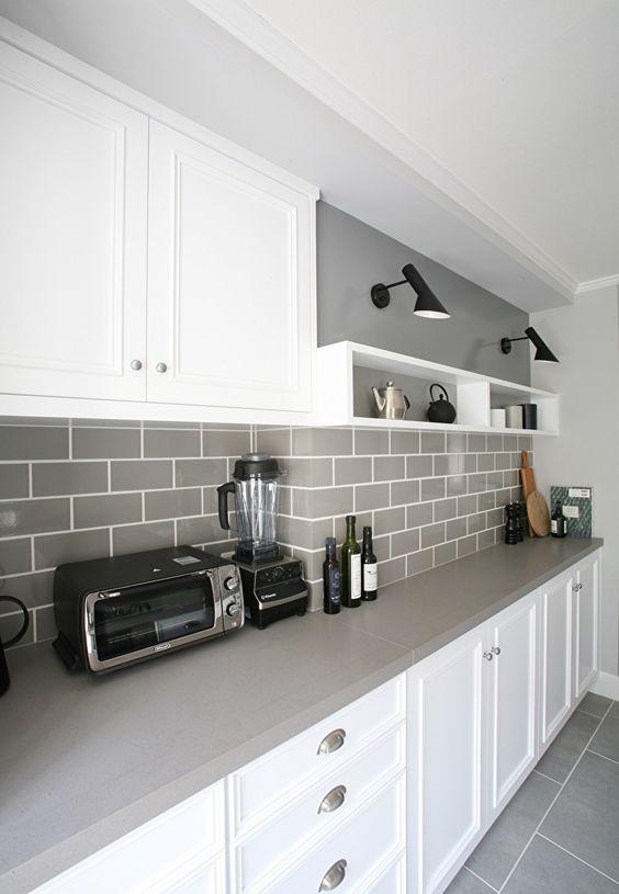 キッチン トースター オーブン インテリア コーディネート例