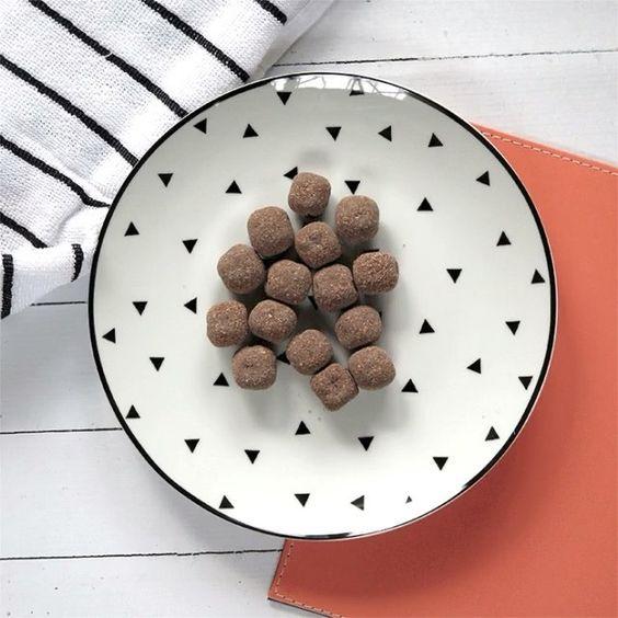 Snack dilemma, solved.  #SlimSecrets #Fitballs #LowCarb #ProteinBalls #BlissBalls #Protein #SnackGoals