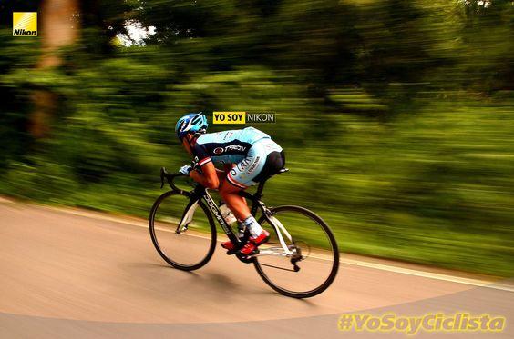Luis Carlos Pinilla #YoSoyNikon #YoSoyCiclista #D7000