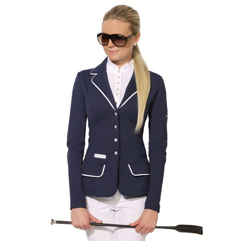 Fabulous Blue Hunter Jumper Show Jacket For The Rider