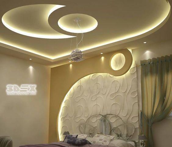 13 Heavenly Luxury Bedroom False Ceiling Ideas In 2020 False
