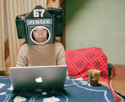 PENTAX costume