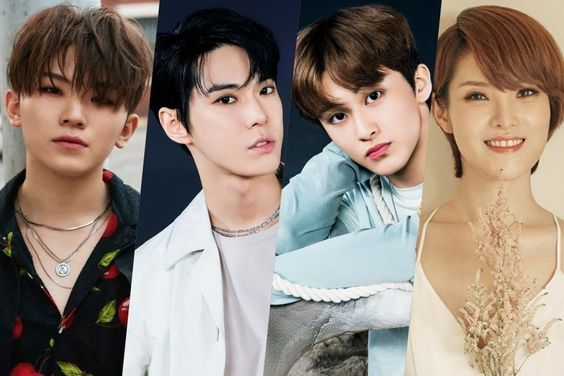 """SEVENTEEN's Woozi, NCT's Doyoung And Mark, Gummy, And More To Sing For """"Tale Of Nok-Du"""" OST"""