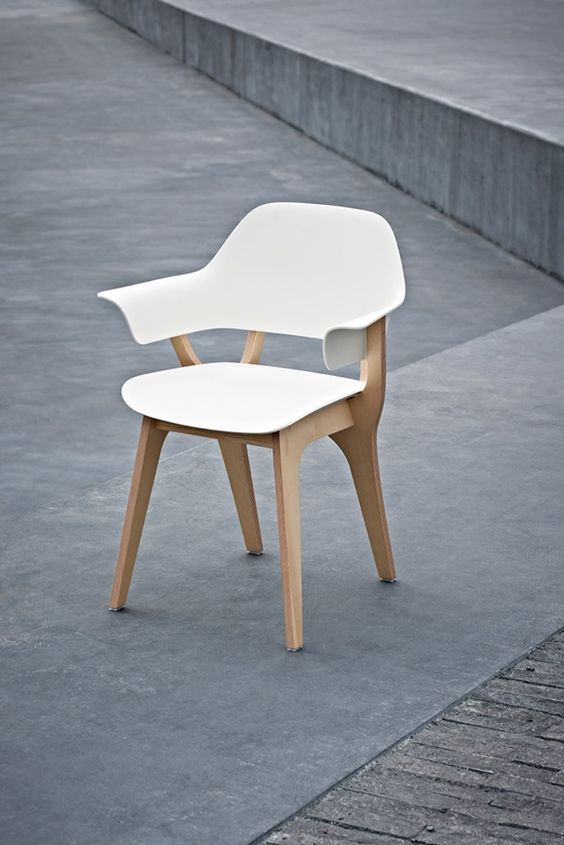 Gispen Today chair on Behance