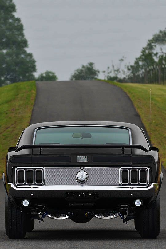 Mustang Mach Cobra Jet Ford Mustang To