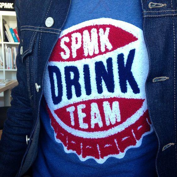 #spmk #spacemonkeys #drinkteam #sweat