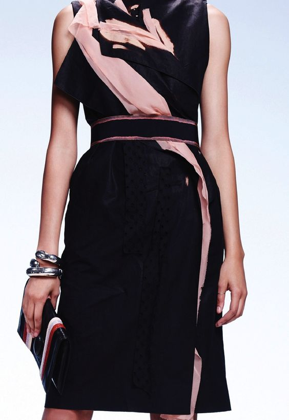 thebarbican:  Bottega Veneta - Resort 2015