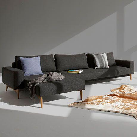Innovation Living / Idun  - Ausziehbares Lounger Sofa