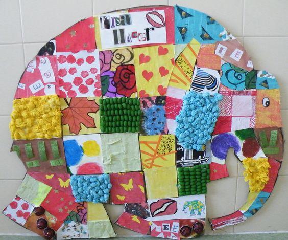 Recursos para celebrar el Día del Libro desde la Igualdad – Elmer   La Mochila del Arco Iris