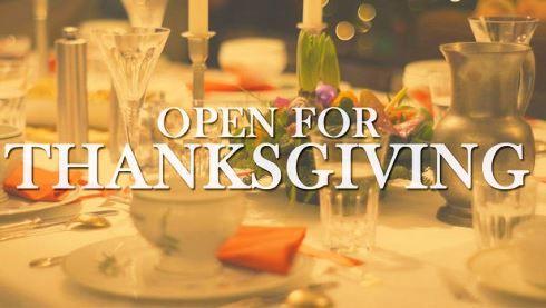 Sacramento Restaurants Open On Thanksgiving 2020 In 2020 Thanksgiving 2020 Sacramento Restaurants Restaurant
