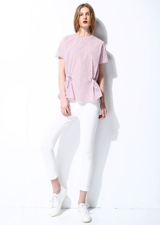 A Crush on Casual Top TP0899