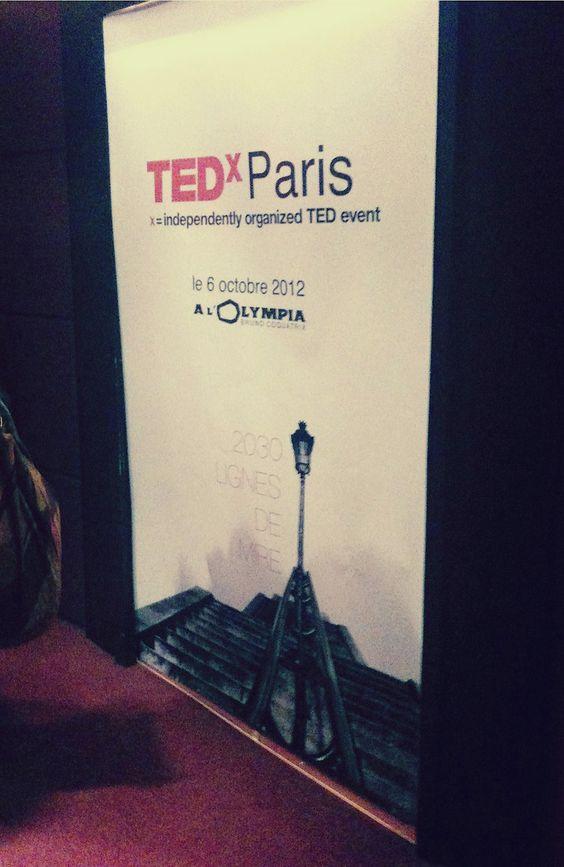 Cgoandco @TEDxParis 2012