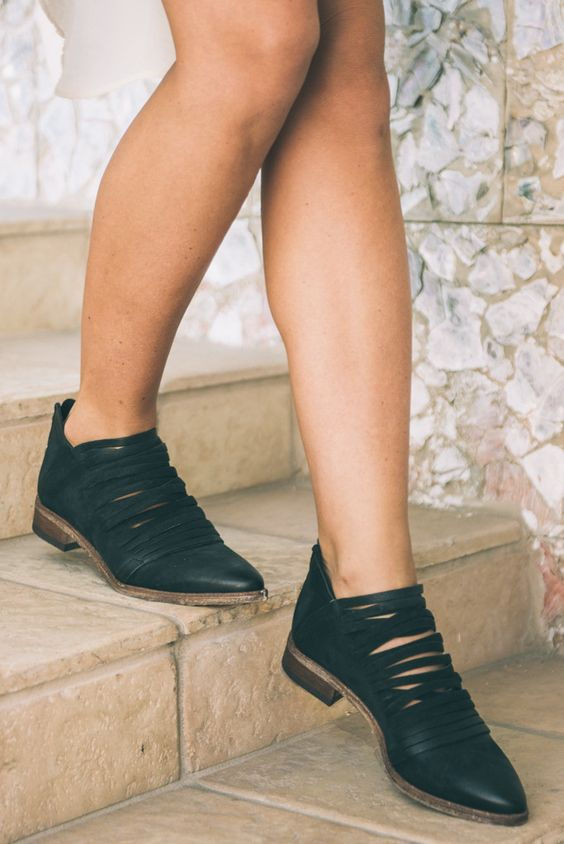 Lost Valley Ankle Boot from Prism Boutique