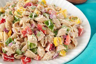 Salad  Tri-Pepper Pasta Salad