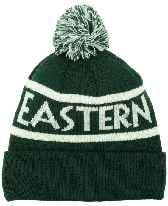 Top of the World Eastern Michigan Eagles Slugfest Pom Knit Hat