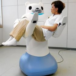 Robots to Care for the Elderly in Japan - In Japan, a rapid increase in the elderly population is spurring an effort towards affordable robotic care.These robots would aid the elderly by performing daily tasks and lightening the load for caregivers.