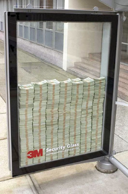 3M Security Glass: